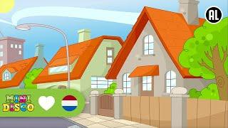 Minidisco - In Holland Staat Een Huis