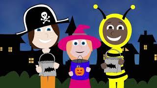 Halloween Songs happy halloween track frightening rhyme for youngsters halloween mu  #Halloween 167