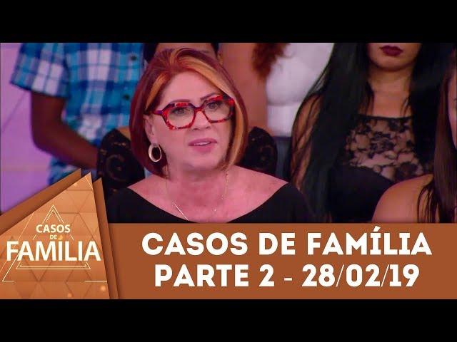 Caso do dia 28/02/19 - Parte 2 - Querida tia, agradeço se você... | Casos de Família