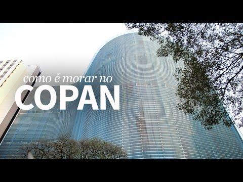 Como foi morar no edifíco Copan | Leo Costa