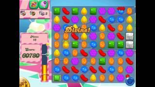Candy Crush Saga: Level 257 (No Boosters) iPad 4