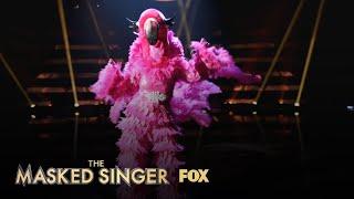 The Clues: Flamingo | Season 2 Ep. 4 | THE MASKED SINGER