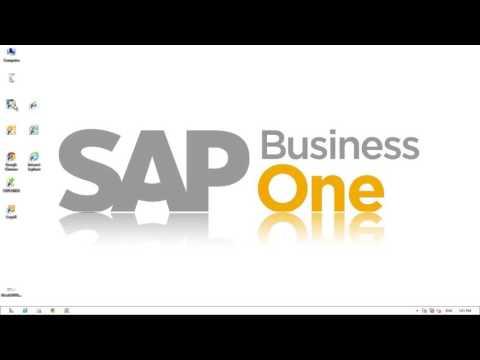 SAP B1 Sales Opportunities