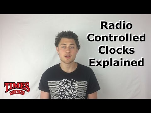 How Does a Radio Controlled Clock Work?