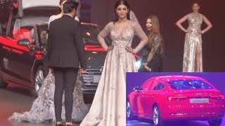 Bollywood Celebs Sizzling The Ramp at Luxury and Fashion Nite Host by Audi India at Launching Party