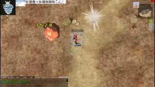 TRO : Ninja Class2 /Oboro Test Skill for Huuma Shuriken