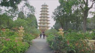 Du Lịch Hành Hương Vũng Tàu - Viếng 10 cảnh chùa.