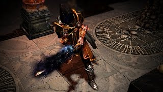 Path of Exile: Celestial Weapon Effect