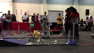Ancroid Lego FTC #8415 - Qualifier 1