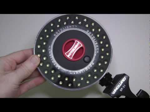 Rotolight Interview Kit LED Lighting Review