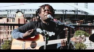 "PLAYING FOR CHANGE--""Coming In From The Cold"" by Bob Marley--acoustic MoBoogie Rooftop Session"