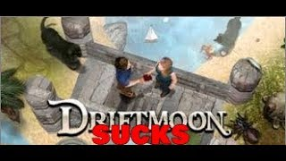 DRIFTMOON SUCKS??? I will bring some of my new games!!!