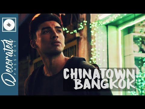 ROOFTOPS & SUNSETS IN CHINATOWN, BANGKOK (TRAVEL VLOG)