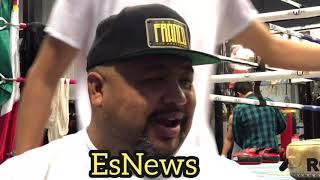 Pita Garcia - Conor McGregor Beats Mikey Garcia In boxing