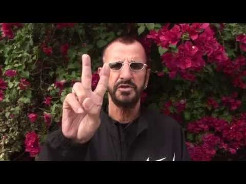 Ringo Starr's December 2014 Update