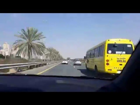Time-lapse Dubailand to Academic City