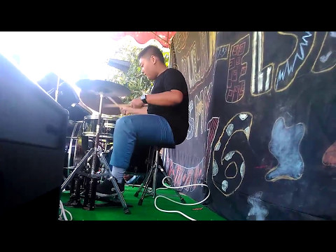 "Europe - The Final Countdown ""Drum Cam"" 