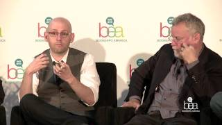 BEA 2012 - Inside the Mystery Writer