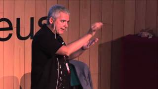 This is not a chair -- change your view | Marius Serra | TEDxReus