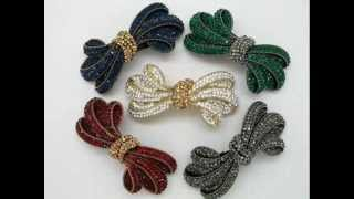 Barrettes Extra Large Accessories By Mary Online Collection 12-5-2012 Thumbnail