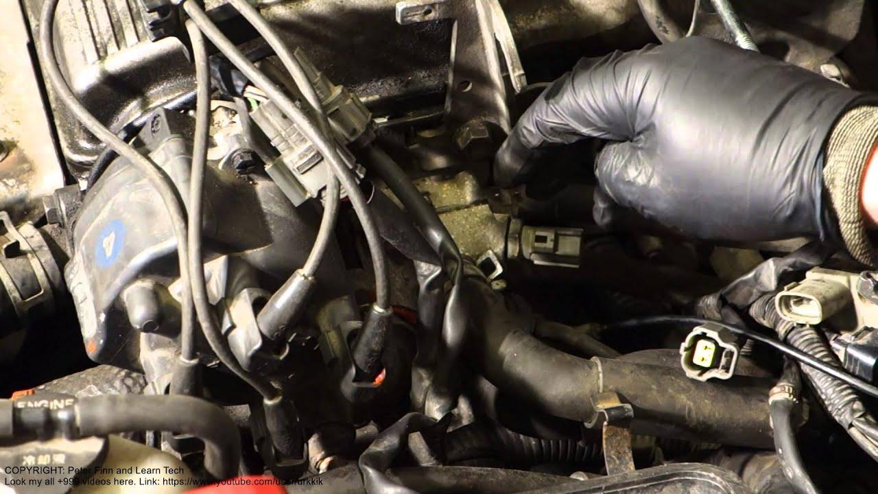 92 Lexus Ls400 Engine Diagram How To Replace Coolant Temperature Sensor Toyota Corolla
