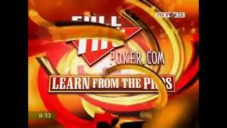 Видео уроки покера на русском - Финальный стол (15)