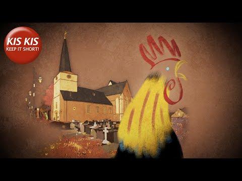 Court-métrage animé 'Marcel, Roi de Tervuren' - Réalisé par Tom Schroeder