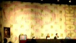 the actors Rachael Taylor and James Kyson Lee talks about the new t...