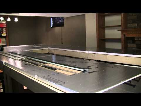 How to build a model train layout from start to finish Part 1    Model Trains