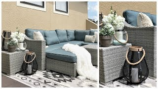 NEW! The Ultimate Outdoor Living Space with Overstock.com