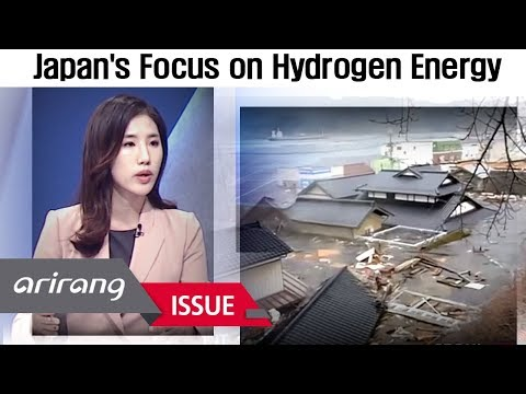 [The Point : World Affairs] Japan to Establish Hydrogen Society under PM Abe's Initiative