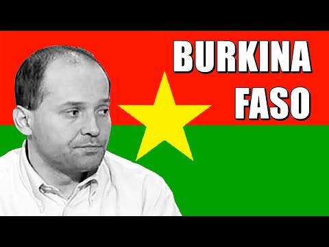 Radu Banciu - aventuri in Burkina Faso in 1998