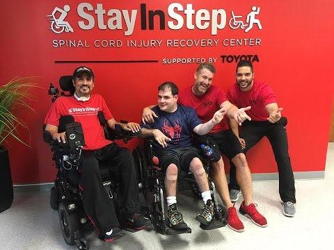 Physical Therapy Center opened by combat injured Army Special Forces veteran