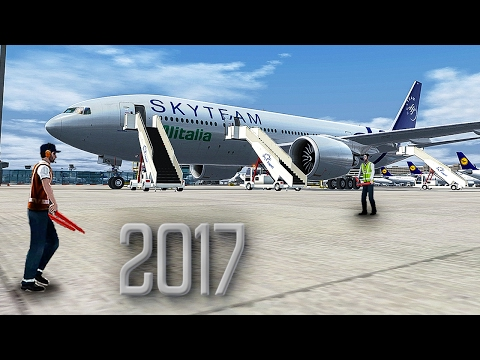 New Flight Simulator 2017 - P3D 3.4.1 [Amazing Realism]