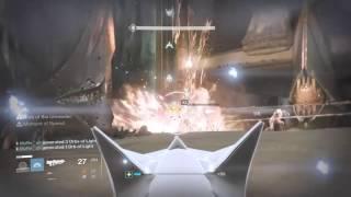 Destiny - Raid King's fall glitch ( POWER THE GLYPH )