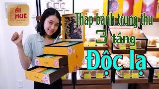 Truy tìm Bánh Trung Thu độc lạ làm quà hót nhất ở Sài Gòn | Saigon Travel