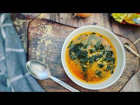 🍎❤️-soupe-turque-aux-epinards-et-riz---vitaminee-et-riche-en-fer
