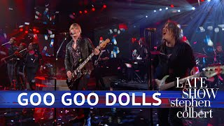 "Goo Goo Dolls Perform ""Miracle Pill"""
