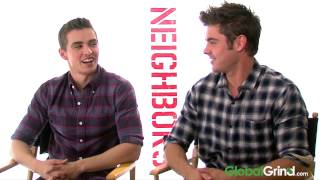 Zac Efron and Dave Franco Turn Down Rihanna For Each Other