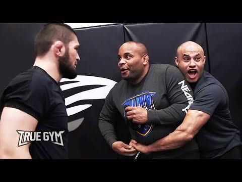 Последнее видео Хабиба из зала АКА / Подготовка к бою против Тони Фергюсона
