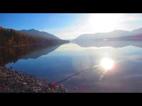 lake mcdonald fishing MT