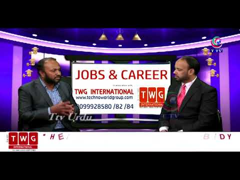 Careers in logistics and supply chain management-Scope,Job Opportunities-TWG INTL-P1(22-11-2017)
