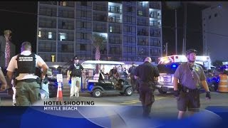 One arrested, one wanted in Myrtle Beach shooting