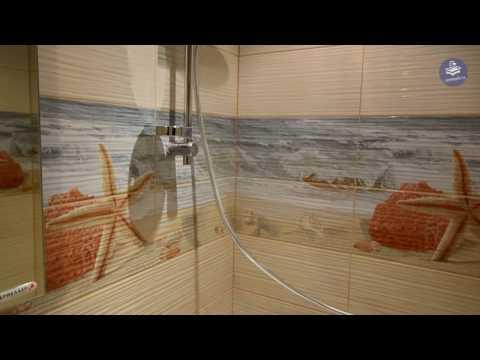Ремонт ванной комнаты 220 х 150 в доме II-68-01