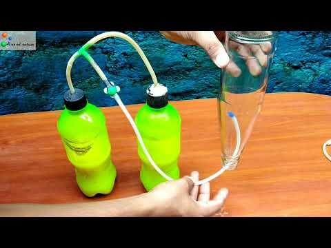 How to make DIY co2 for planted tank | aqua adventure |