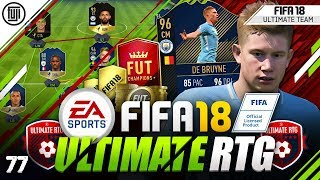 NEW MEGA TEAM!!! FIFA 18 ULTIMATE ROAD TO GLORY! #77 - #FIFA18 Ultimate Team