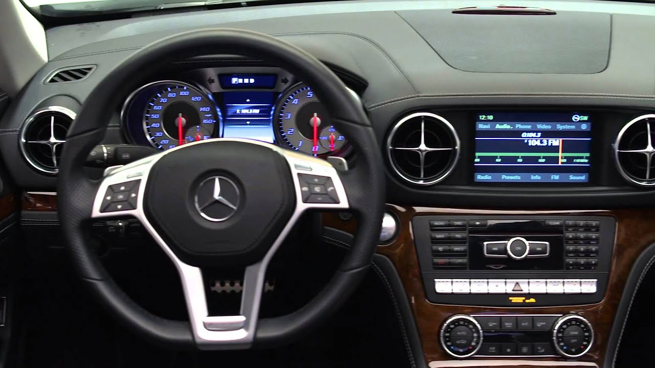 Harman Kardon Vehicle Sound Systems Mercedes Benz Youtube
