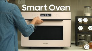 Convection Microwave Oven with HOT BLAST™
