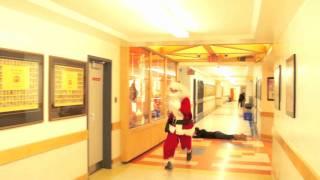 RLDHS Christmas Assembly 2011: MIA Santa