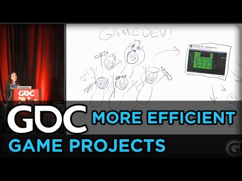 Making Your Game Project More Efficient